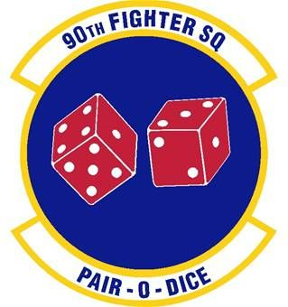 90th Fighter Squadron (F-22) Part 1 of 2