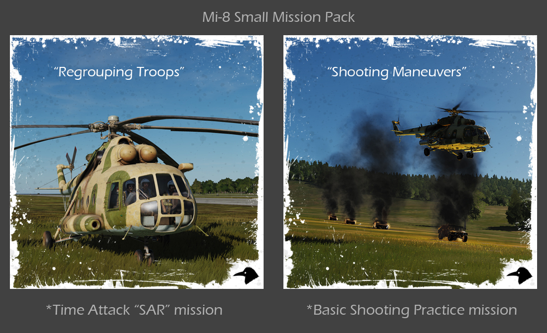 Mi-8 Small Mission Pack v01