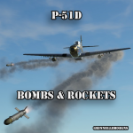 P-51D Normandy Bombs and Rockets Tutorial