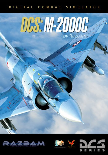DCS: M-2000C by RAZBAM