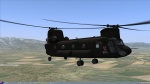 "CH47D Royal Canadian Air Force ""Miss Behavin"" + Layered PSD"