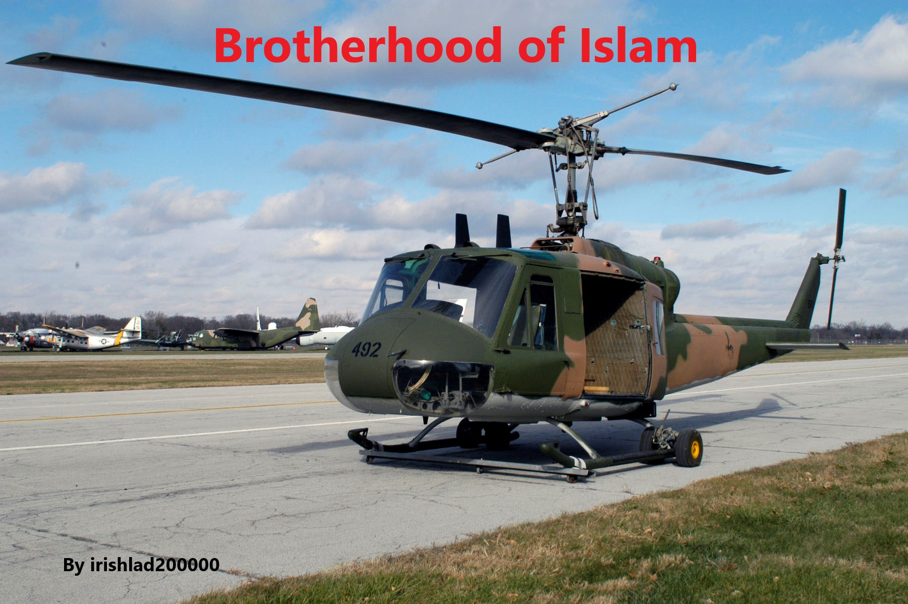 Brotherhood of Islam