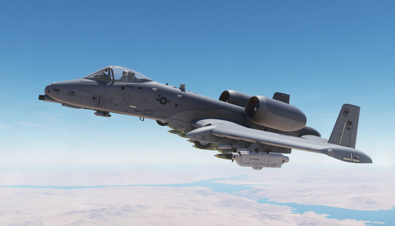 A-10C Special Ops (fictional)
