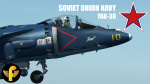 AV-8B Fictional USSR Naval skin for Yak-38
