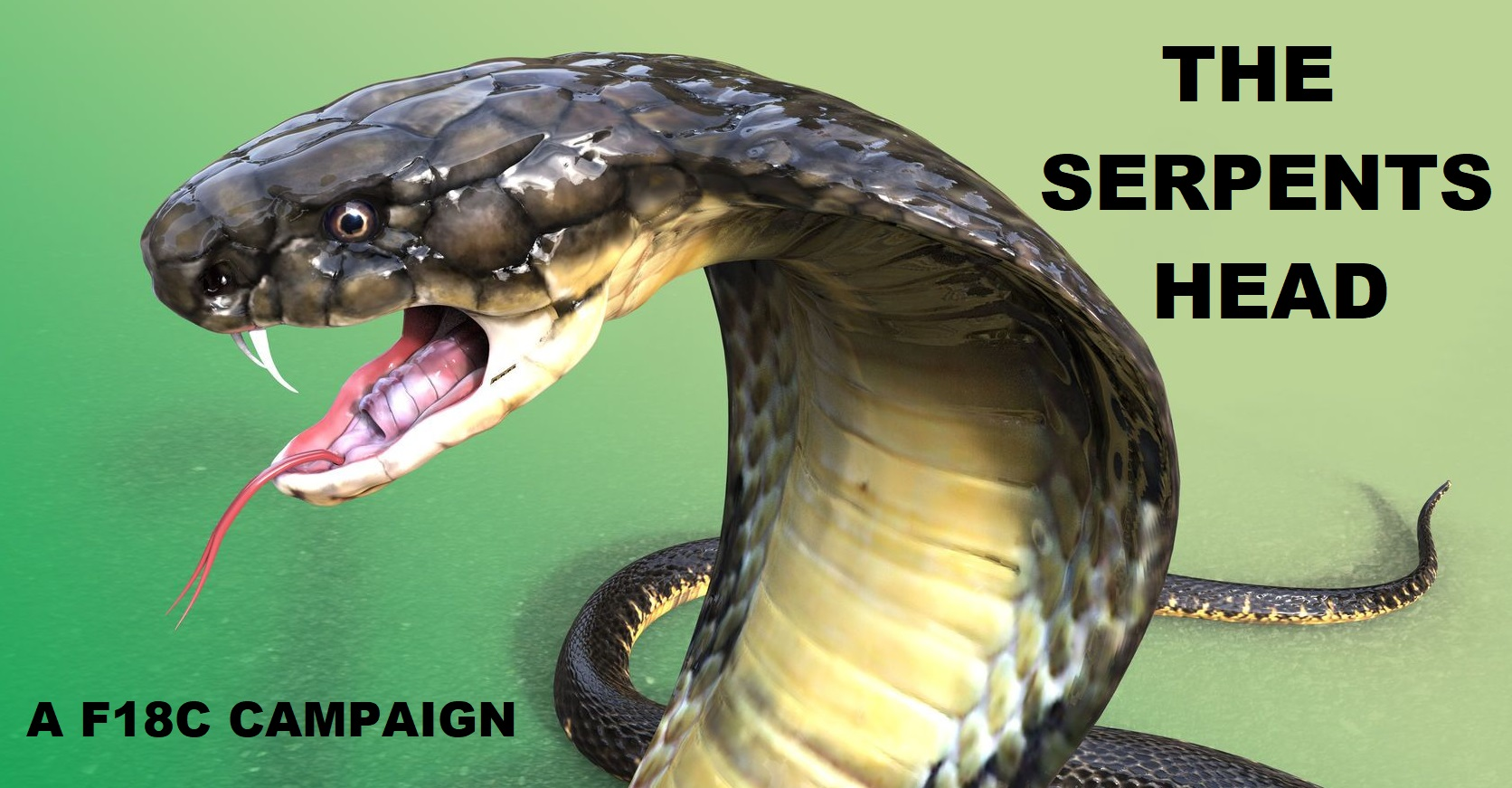 The Serpents Head F18C Campaign. (Nevada & Caucasus) Rev 5.0 March 20