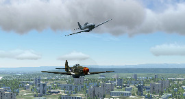 P-51D High Stakes Campaign