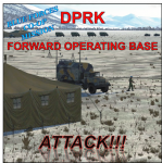 DPRK FORWARD OPERATING BASE ATTACK!!! (CO-OP MISSION FOR THE F-86F & P-51D) Version 1.02