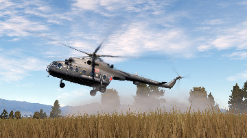 DCS: Mi-8MTV2 Magnificent Eight