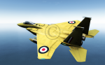 RAF Yellow Livery