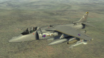 71 Squadron RAF Harrier GR.9 Standard and Winter Skins *Fictional*
