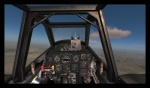 HD 109-k cockpit with darker RLM66 and other nice details updated for Normandy map