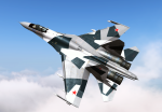 Su-35 Splinter Camo