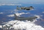 Aerial refueling training training mission