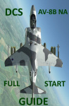 AV-8B Night Attack Pictorial Full Start-up Guide for Kneeboard