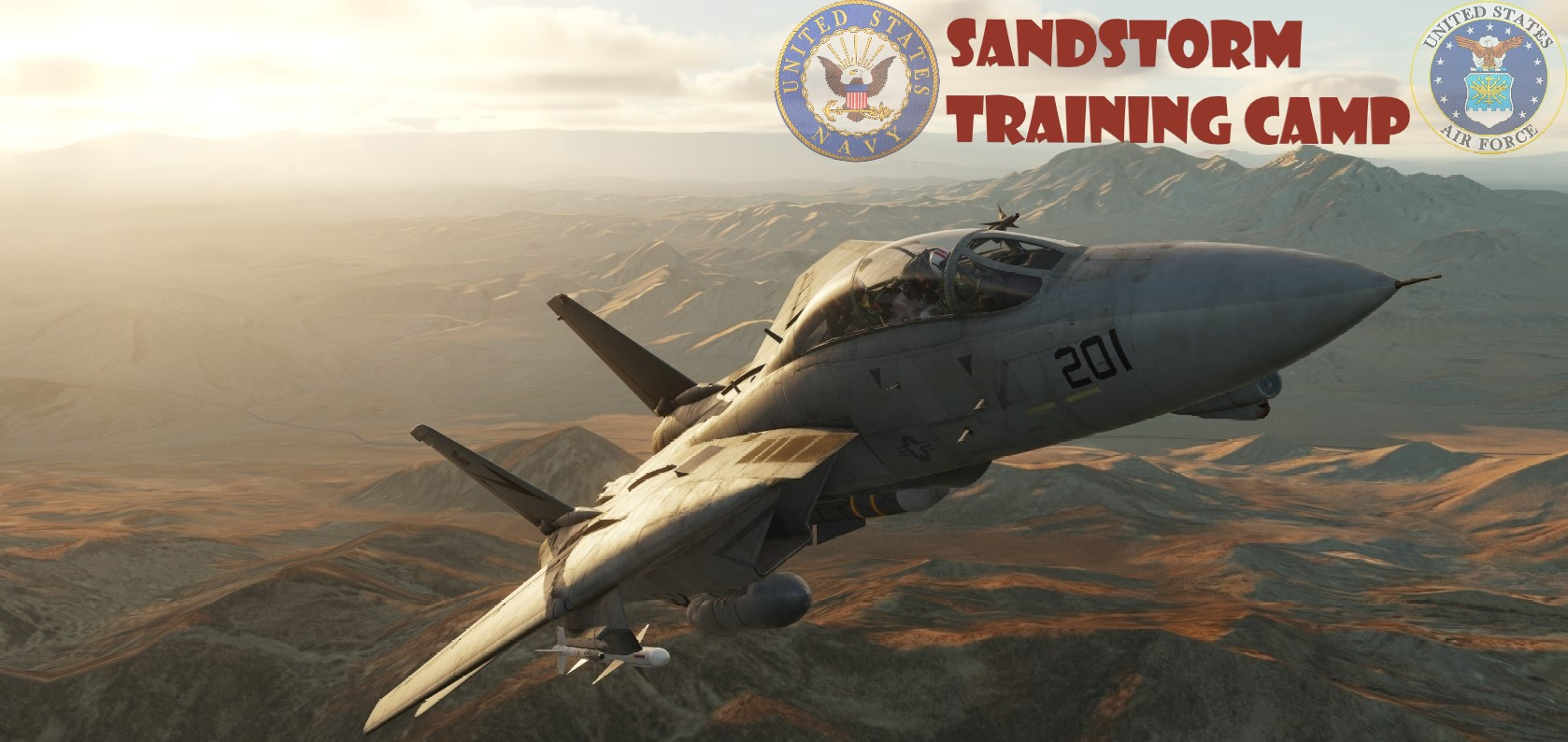 Sandstrom Training Camp mini campaign