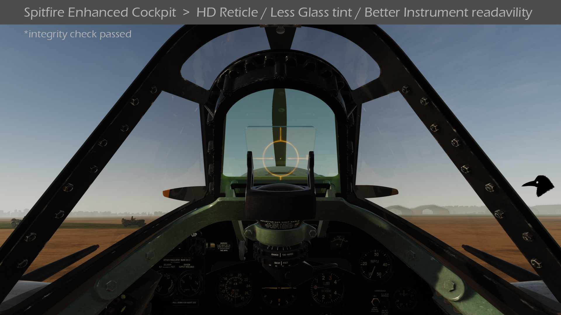 Spitfire Enhanced Cockpit v01