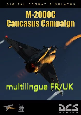 CAUCASUS CAMPAIGN : MISSION 01 MULTILINGUE UK/FR