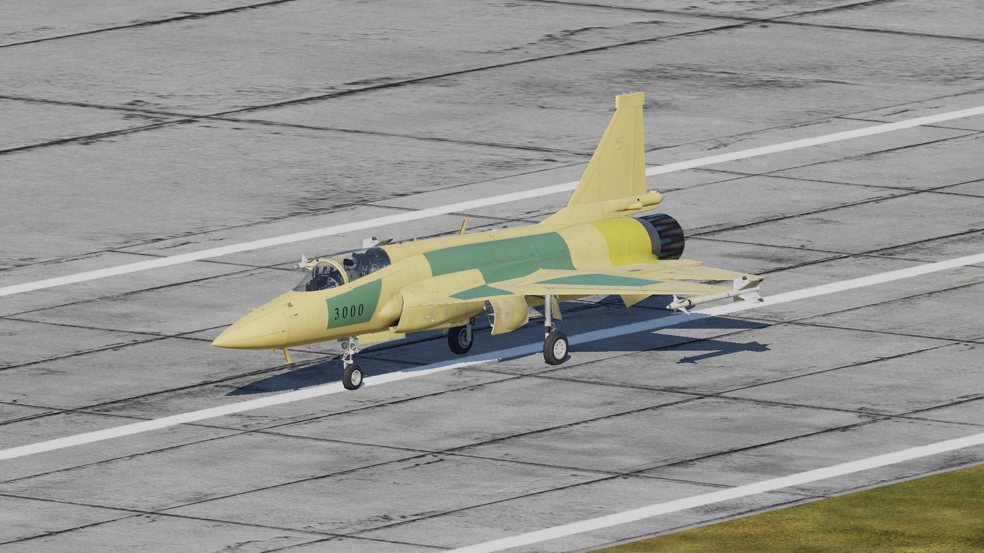 JF-17 Block 3 Prototype