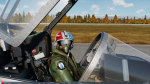 Mirage III tribute helmet