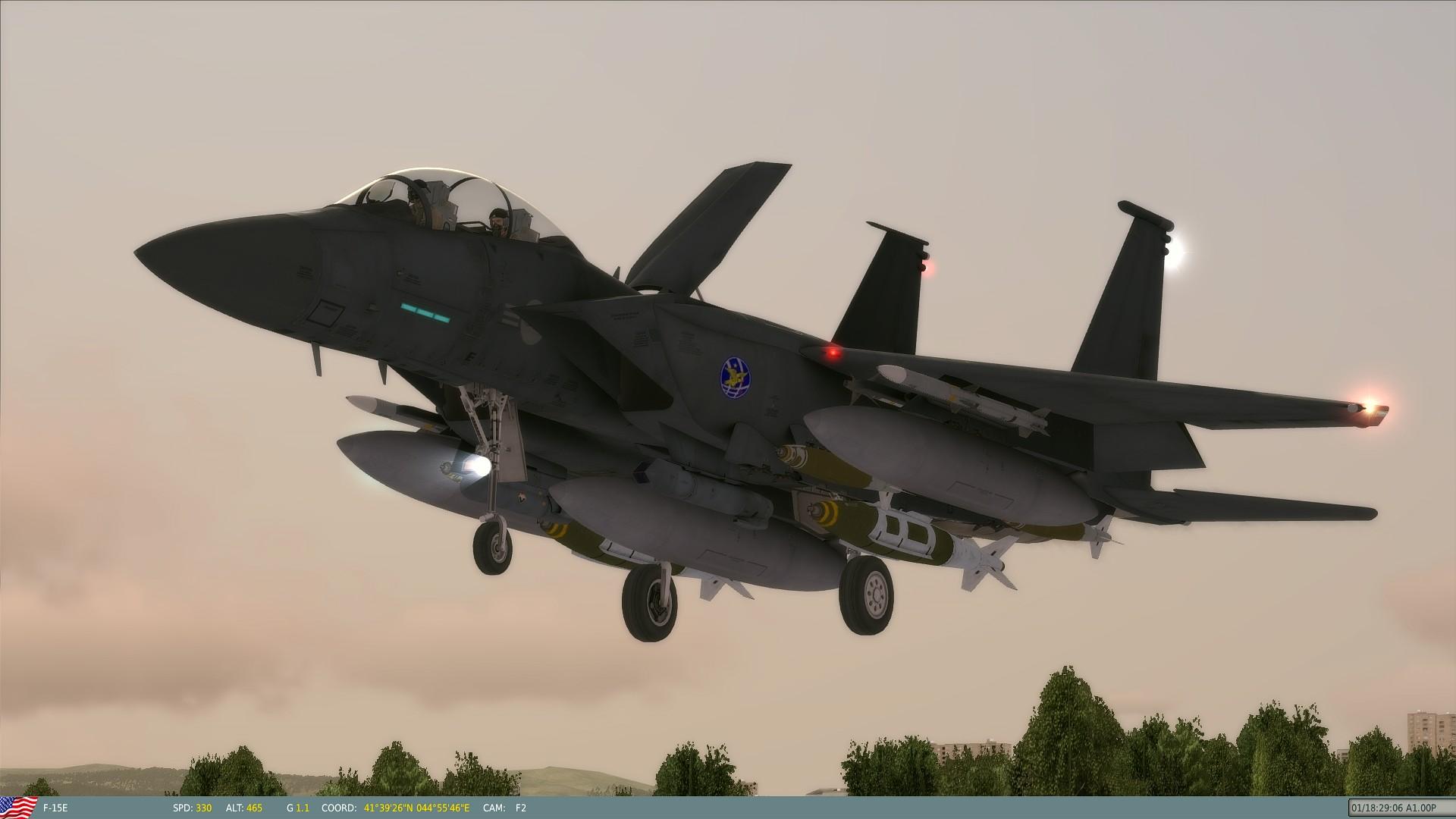 rok air force f