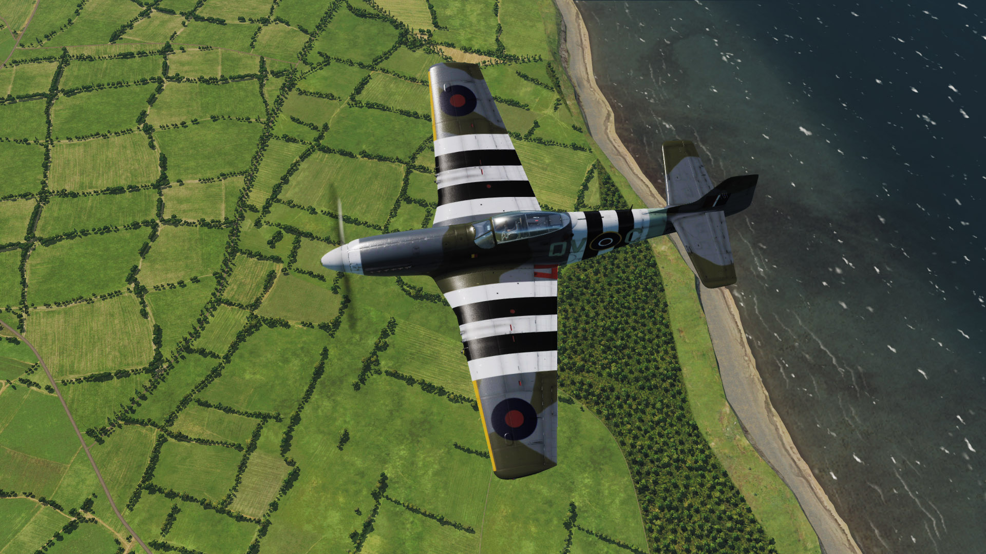 19 Squadron RAF Mustang III/IV Skin Pack