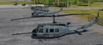 UH-1H Huey Fictional German Marineflieger Livery
