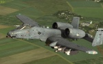 DCS World A-10c Fictional Snake skin