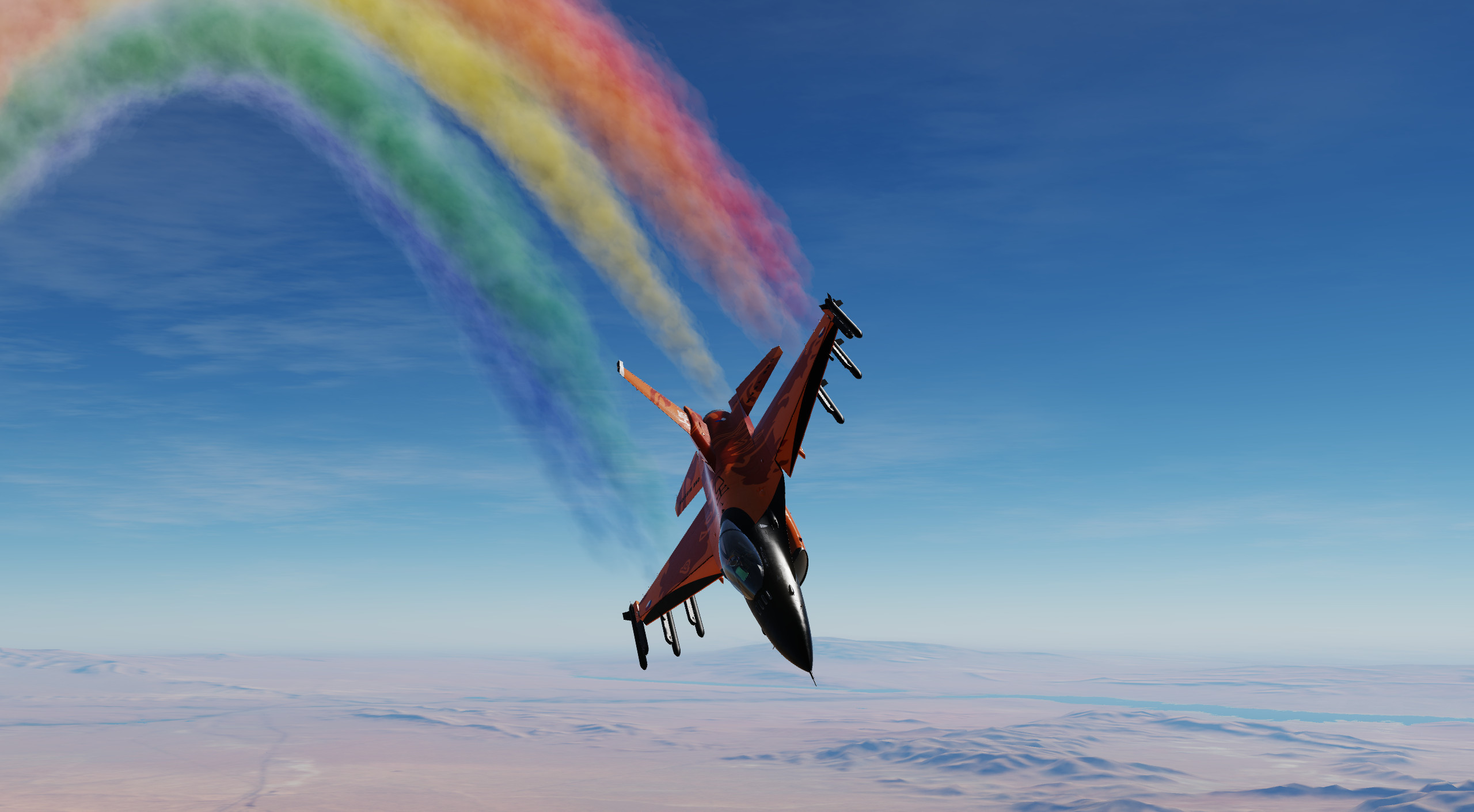 F-16C Smokewinder Mod V15 Updated for 2.5.6.57949 Open Beta 2020-11-21