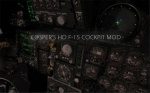 c@sper's HD F-15 Cockpit