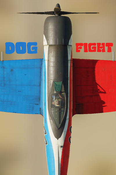 Dogfight Red / Blue