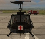 UH-1H 160th SOAR MEDEVAC