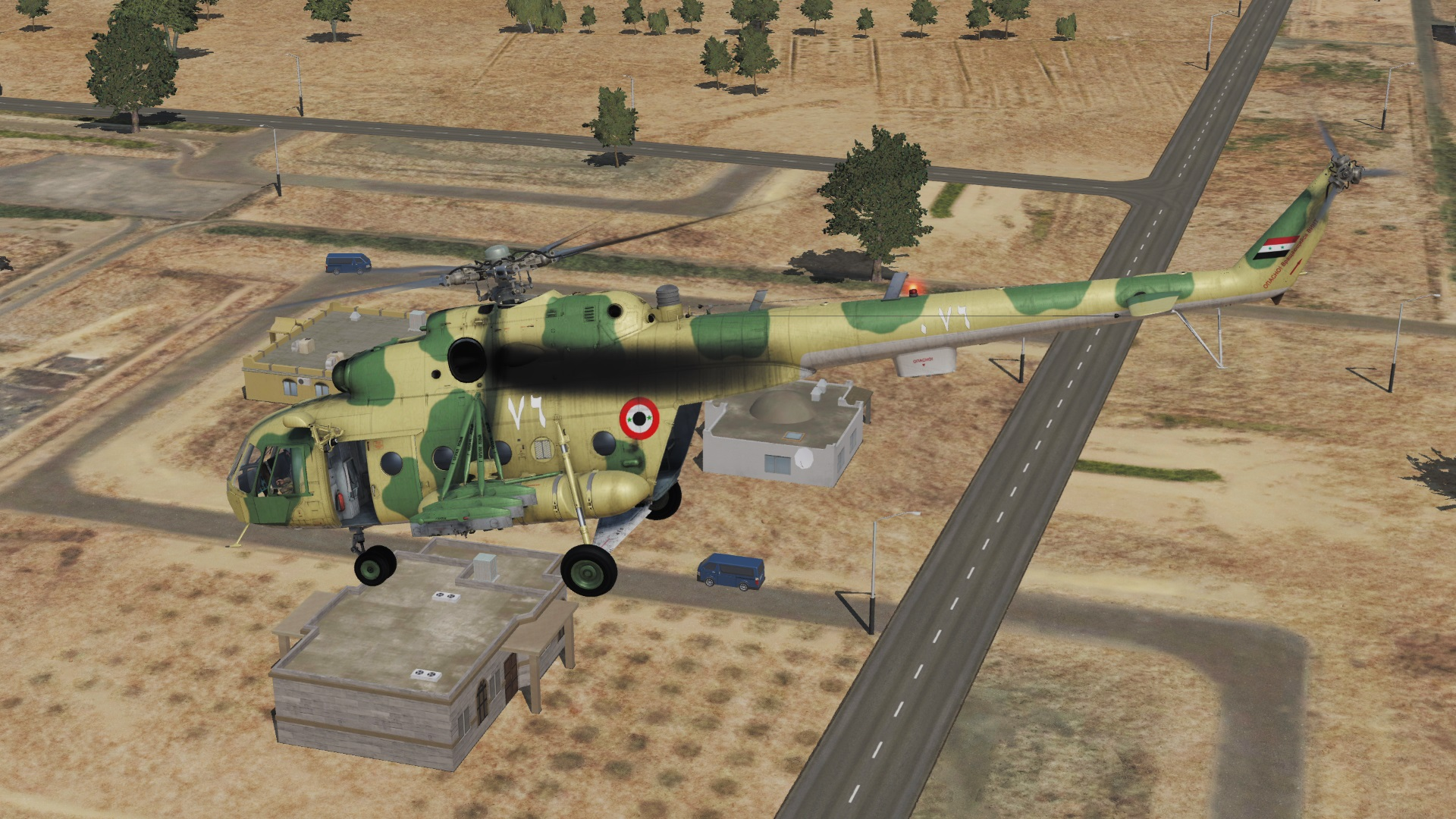 Mil Mi-17 Syrian Arab Air Force