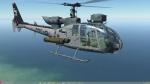 "SA342 USMC HMLA-169 ""Vipers"" Fictional Skin Pack"