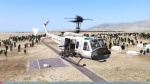 UH-1H: US Army Desert Skins