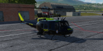 UK Police UH-1H Huey (Fictional) ** Updated to 2.5