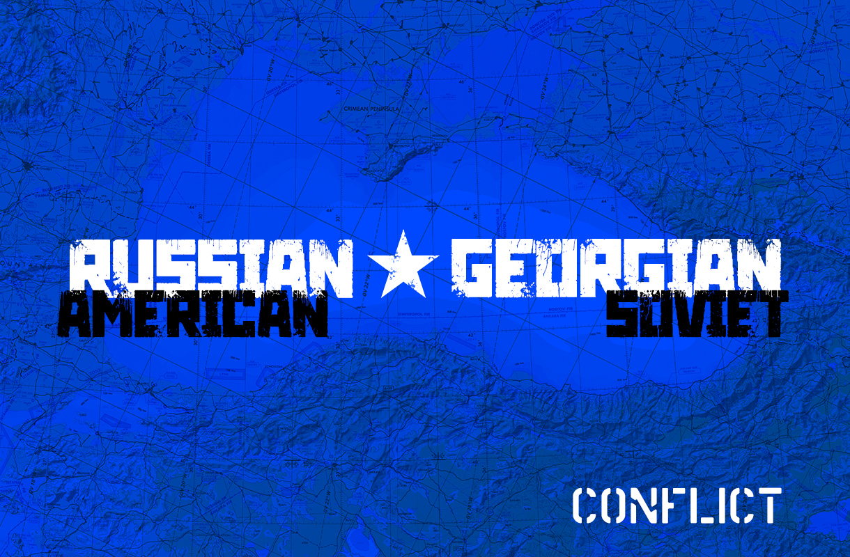 Russian/American★Georgian/Soviet Conflict SandBox Mission (BLUE - Caucasus)(1.2)