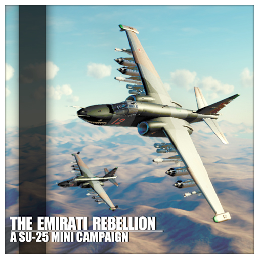 Emirati Rebellion - A DCS : Su-25 mini campaign
