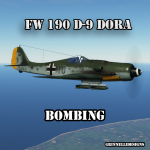 Fw 190 D-9 Dora Normandy Bombing Tutorial