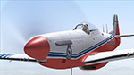 TF-51D Slovenian AF trainer fictional