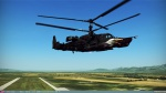KA-50 Battle Eagle Skin Red Grey V1