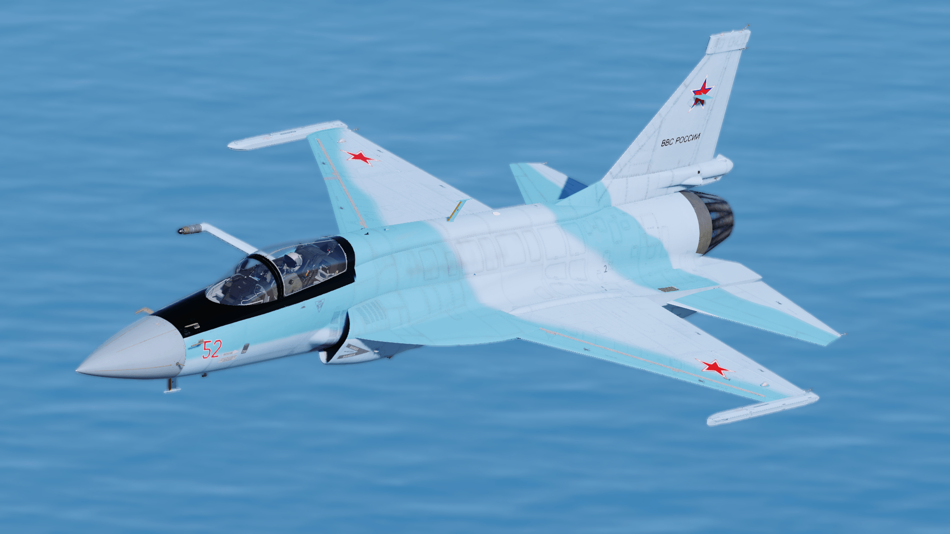 Fictional Russian Livery for Jf-17 V 2.0