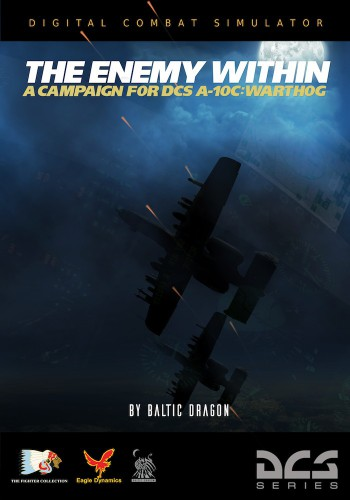 A-10C The Enemy Within Campaign