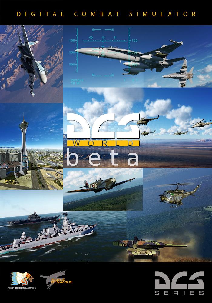 DCS World 2 5 Open Beta