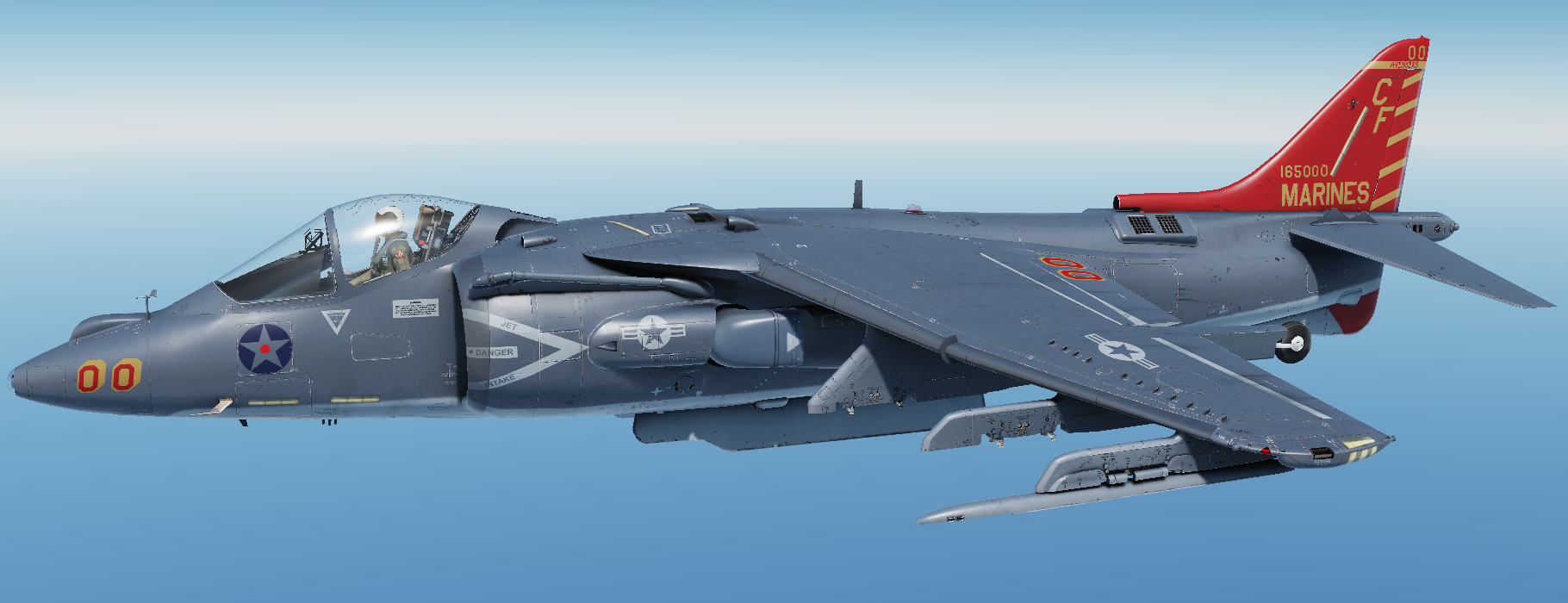 VMA-211 Red Tail (2.0)