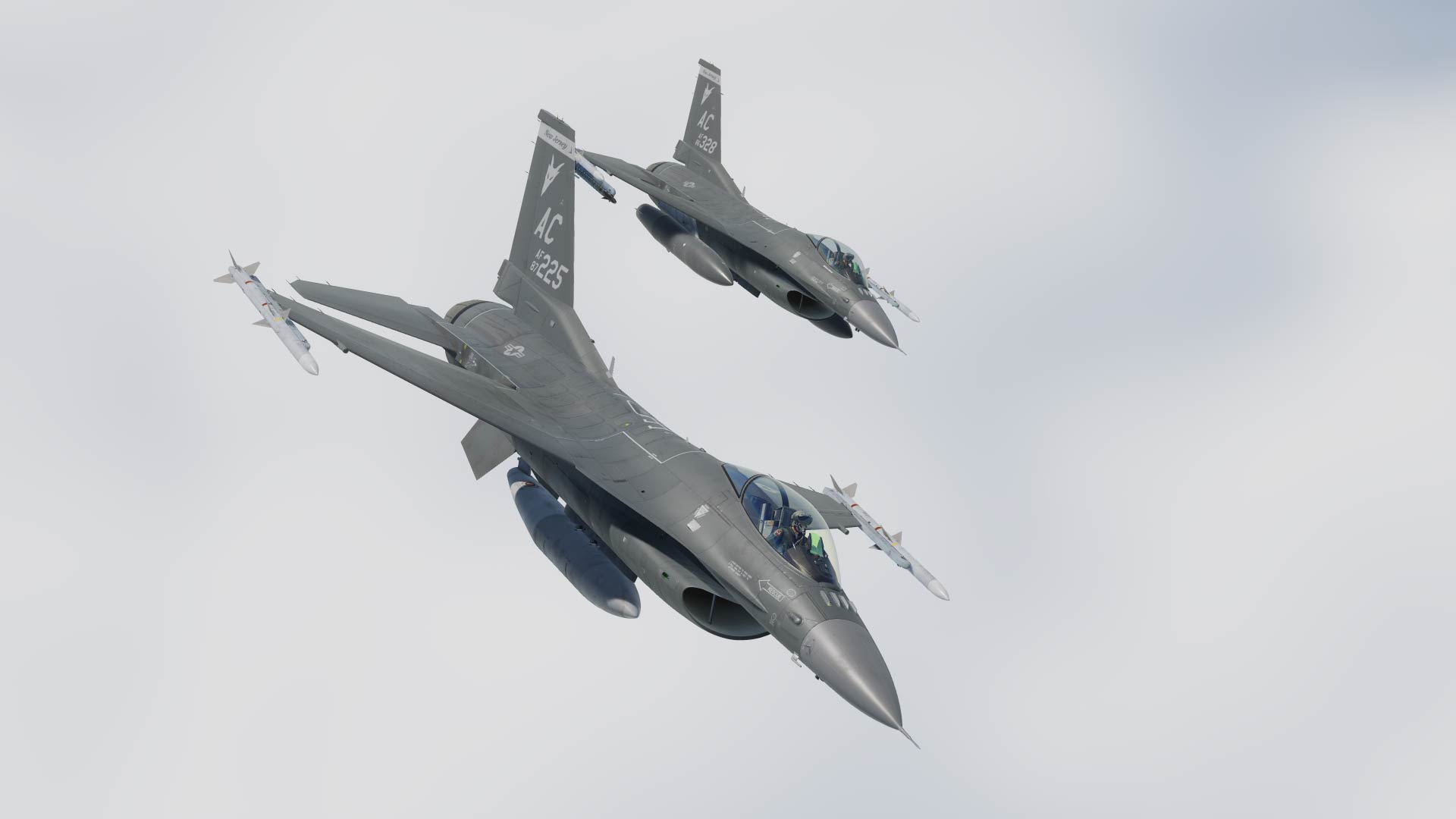 New Jersey ANG 119th FS 'Devils' Have Glass Vipers Pack