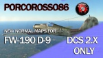 DCS 2.1 ONLY New normal maps for the DCS: Fw-190D-9