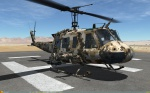 UH-1H Huey - No Markings - Hyperstealth Digital Thunder - Jordan