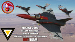 "Ace Combat - Belkan Air Force 2nd Air Division 52nd Tactical Fighter Squadron ""Rot Team"""