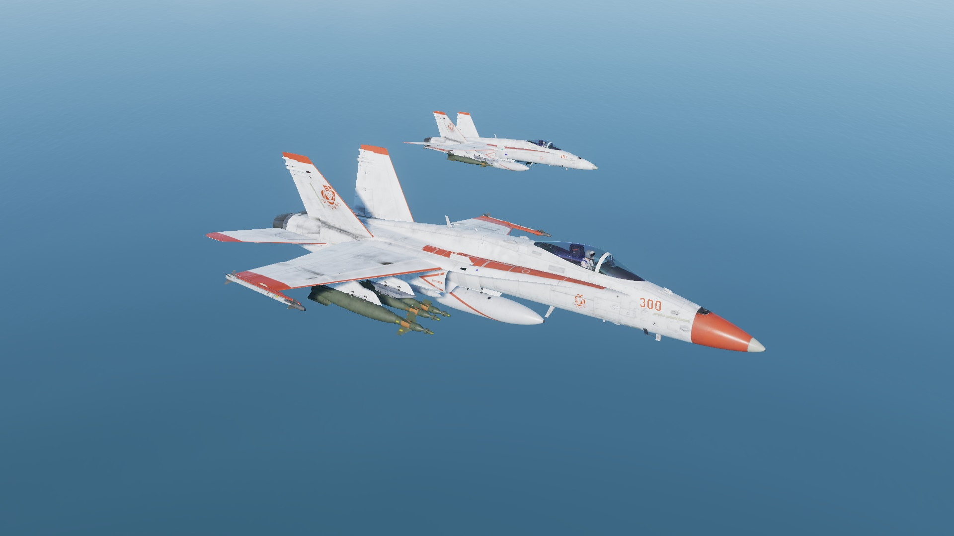 3rd Royal Guards FA-18 Hornet *fictional*