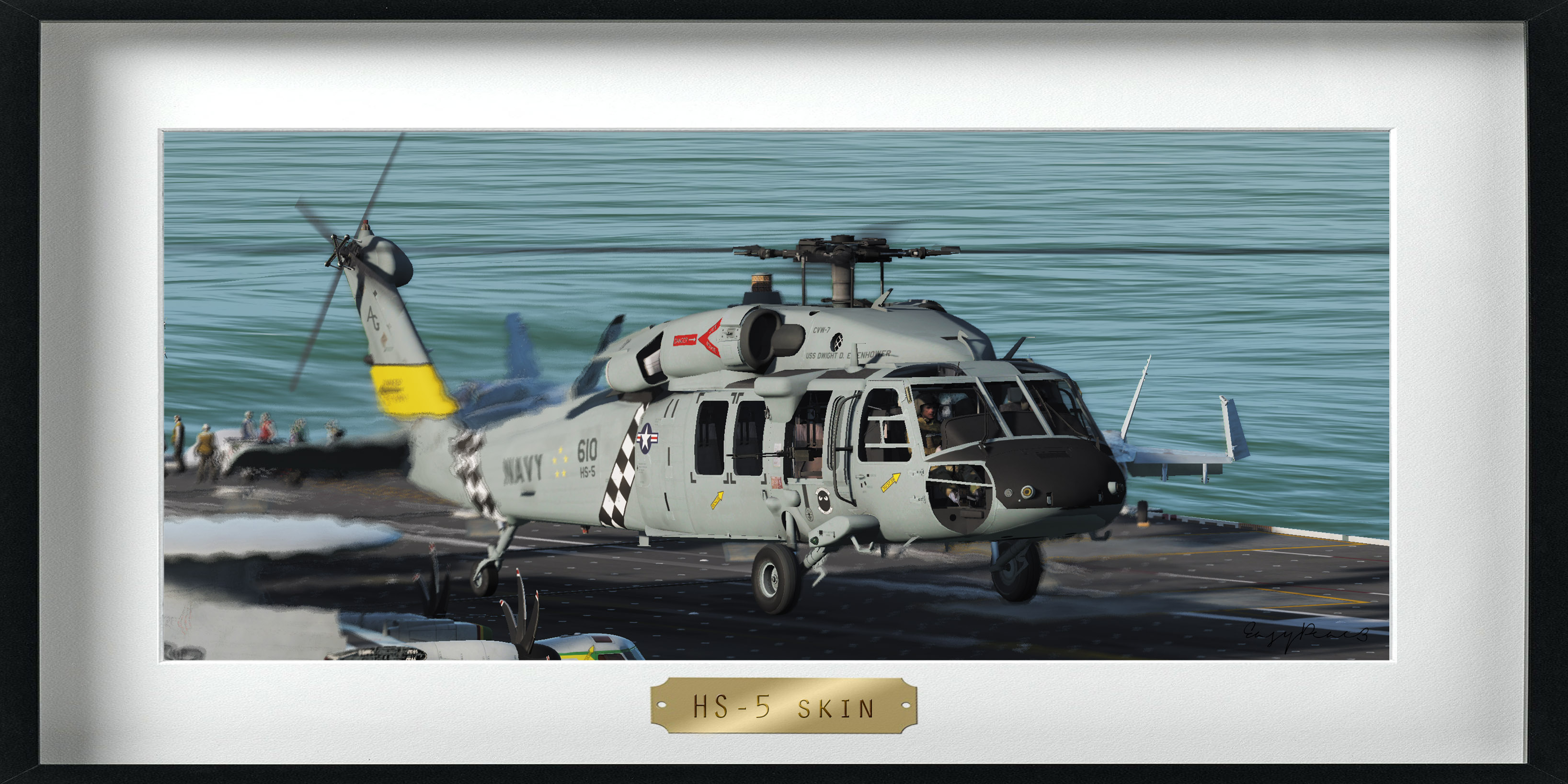 HS-5 Skin for UH-60